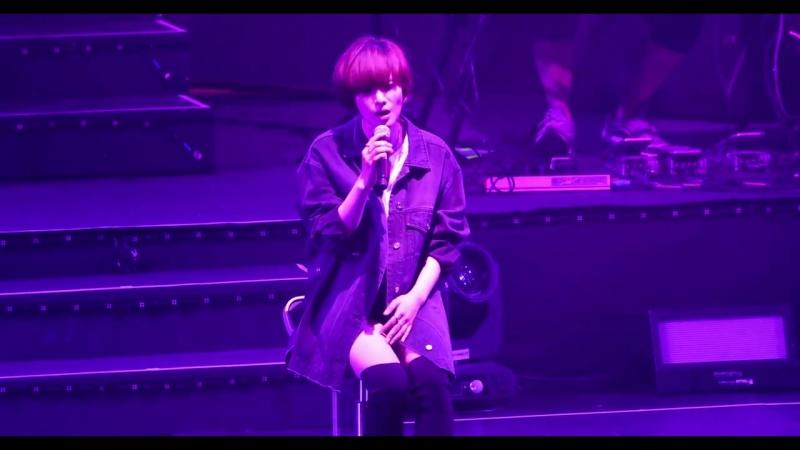 18.08.24 Gummy - Memory loss - JTN Live Concert