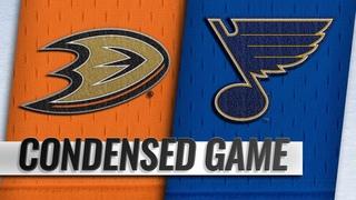 10/14/18 Condensed Game: Ducks @ Blues