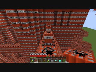 НУБ ПОСТРОИЛ ЗАМОК ИЗ ТНТ В Майнкрафте! Minecraft Мультики Майнкрафт троллинг Нуб и Про
