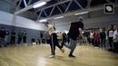 HOUSE SPOTLIGHT CLASS RTFX Choreography by Aljoša Möderndorfer