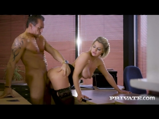 Sienna Day - Fucks Her Boss In The Office [All Sex, Hardcore, Blowjob, Gonzo]