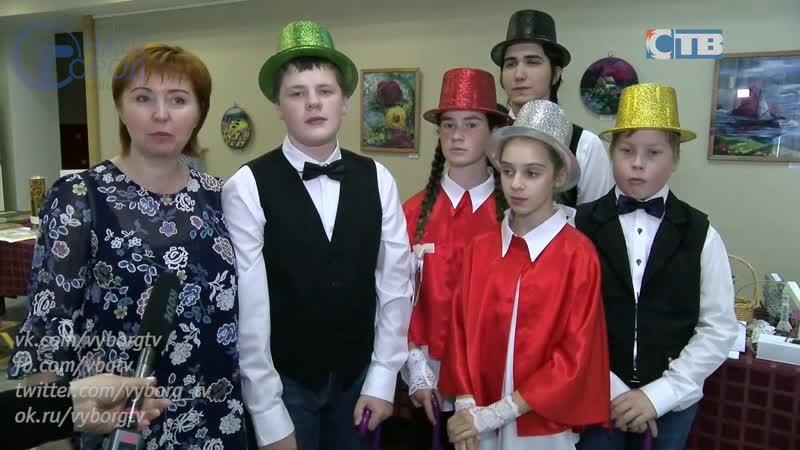 Выборгский коллектив Карусель завоевал Гран-при на фестивале Ветер в соснах