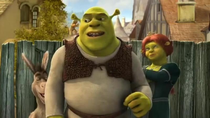 Shrek Is Now Gay