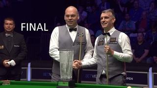 Stuart Bingham vs Mark Davis FINAL - (full match) English Open Snooker 2018 Highlights
