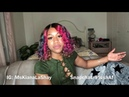 MARCH QUEEN HONEY BLONDE HAIR REVIEW   How I Maintain My Colored Hair Weaves