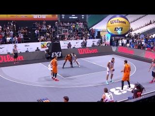 FIBA 3x3 World Cup 2018 - FINAL: Serbia VS. Netherlands (Bocaue, Bulacan, Phillippines; 2018)