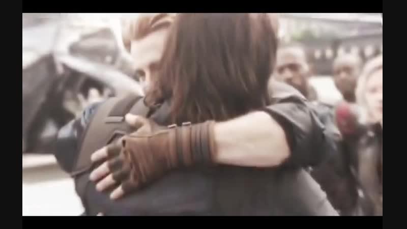 Баки Барнс / Зимний солдат (Bucky Barnes / Winter Soldier)Стив Роджерс / Капитан Америка (Steve Rogers / Captain America).