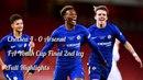 Арсенал U18 0 - 4 Челси U18 | Финал МКА | ответный матч / chelsea
