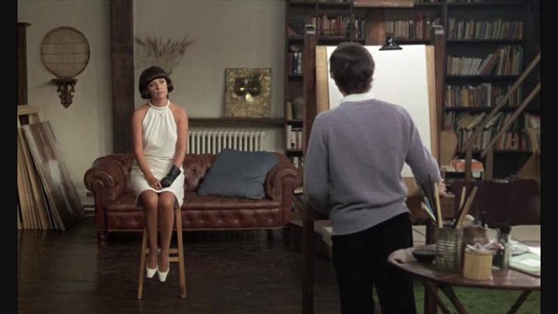 Невеста была в трауре La mariée était en noir 1967 Франсуа Трюффо Франция Италия