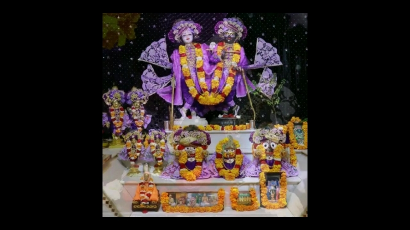 Darshan Deities