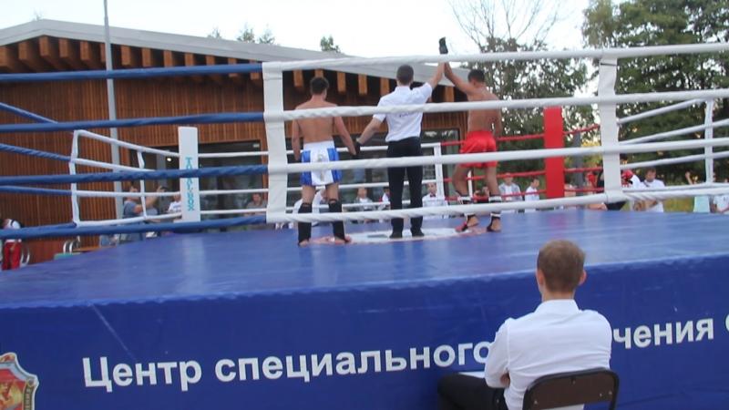 Сатторов Сайёд Бабаян Эрик 25 августа 2018 победа