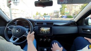 Тест-драйв Renault Arkana 2019. Первые впечатления от поездки по городу