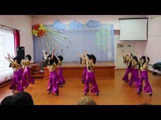Танец Диско 2класс 2019год конкурс