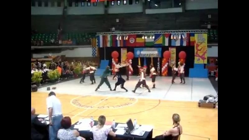 Пираты Чемпионат мира в Испании Барселона
