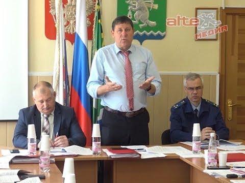 Депутаты обсудили очередные передвижки в бюджете представленные администрацией
