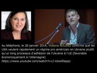 Michel collon  l'amérique n'a pas d'alliés, mais des pions en europe ! (1min42s)