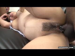 JapanHDV Nasty Japanese cutie Nami Himemura enjoys black cocks [Uncensored, Japanese, JAV, All Sex, Blowjob, Squirting, Creampie