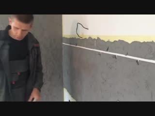 Отделка стен декоративным кирпичом