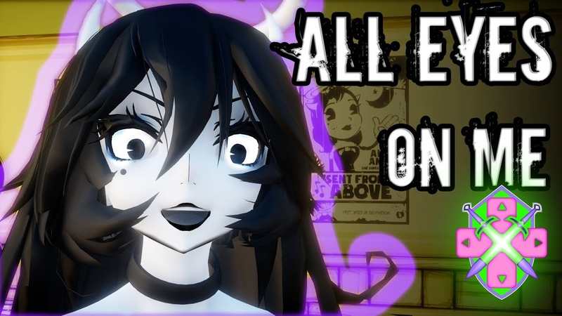 ALL EYES ON ALICE ANGEL   All Eyes on Me by OR3O ★ MMD x BATIM Animation