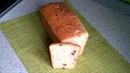Хлеб десертный на закваске Левито Мадре быстрого приготовления