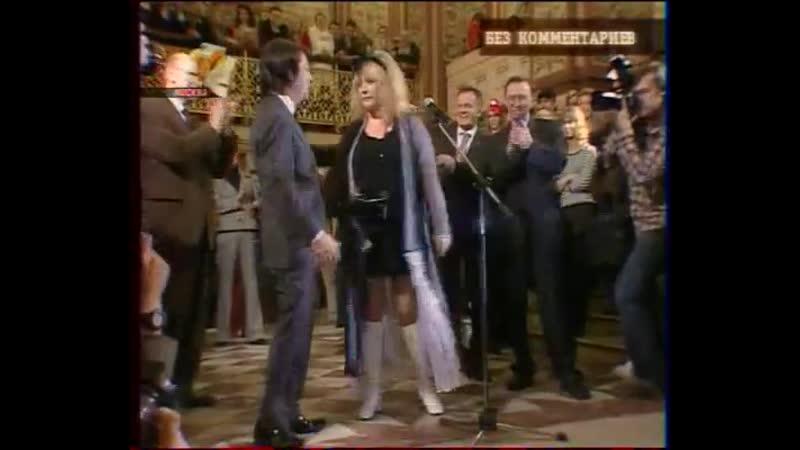 Алла Пугачева - На открытии выставки Валентина Юдашкина Тайны от кутюр (02.10.2008)
