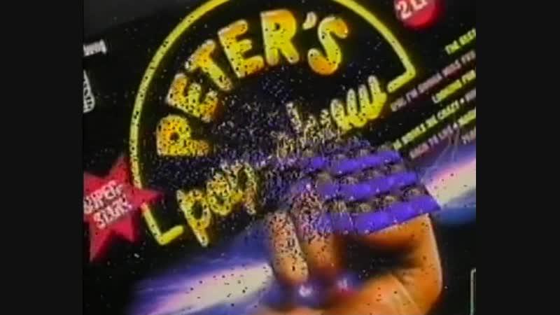 Peter's Pop Show 1989 Live ZDF 3SAT Часть 1