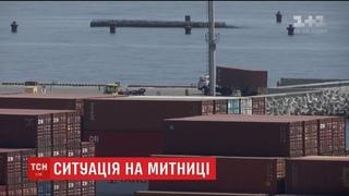На ринку 7 кілометр в Одесі виявили контрабанди на 150 мільйонів доларів