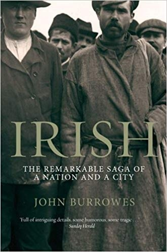 Irish The Remarkable Saga of a Nation and a City
