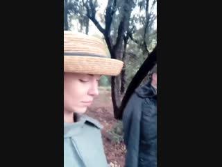 "Видео со съёмок ""Легенда Эль Феррари"" Фрагмент 1"