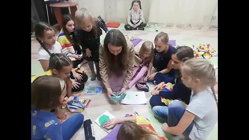 занятие с Натальей Елтышевой