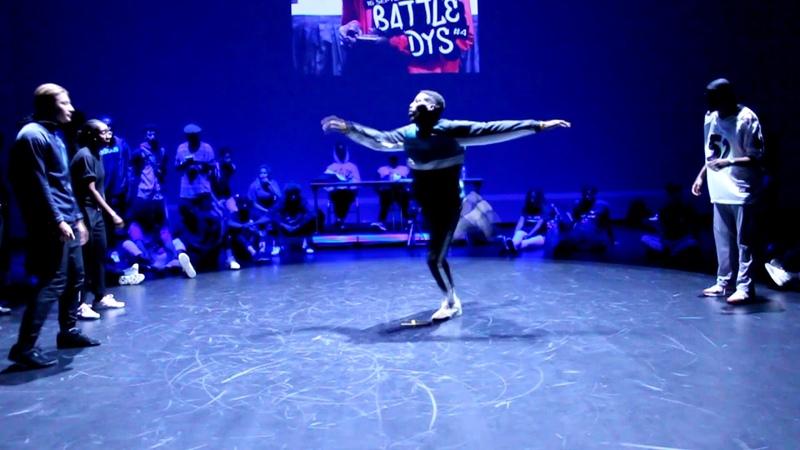 Battle DYS 4 Concept 2 Pool YouYou Bboy Bloo VS Kozo Smiley