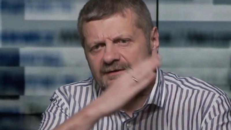 Екс радикал Мосійчук прийшов в ефір п'яним