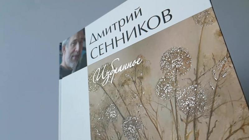 Книга-фотоальбом художника Дмитрия Сенникова Избранное, Киров 2017 г.