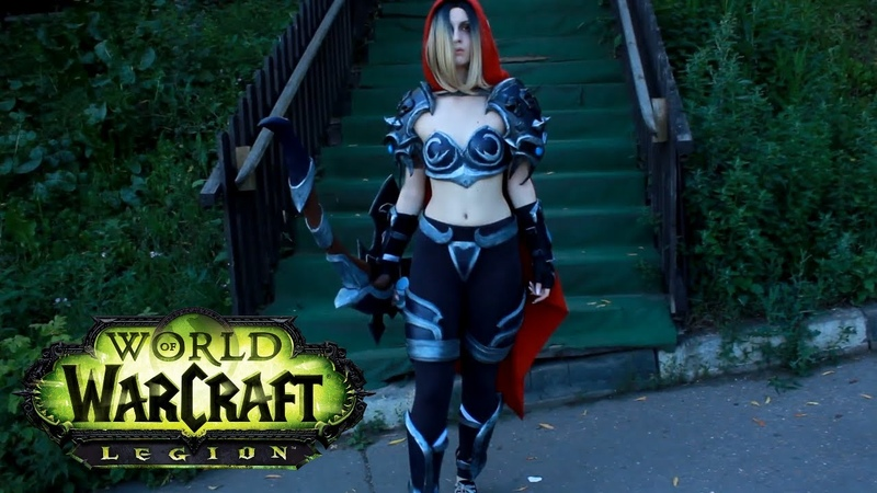 World of Warcraft Warchief Sylvanas Windrunner Cosplay by Dorra