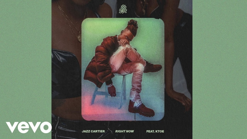 Jazz Cartier - Right Now (Audio) ft. KTOE