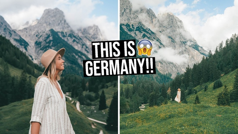 The Top Place to Visit in Germany Bavarian Alps is breathtaking