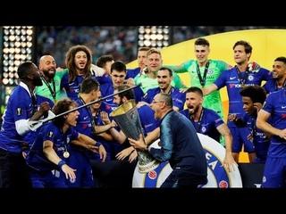 Chelsea vs Arsenal 4 1 ¦ All Goals & Highlights Europa League final 2019