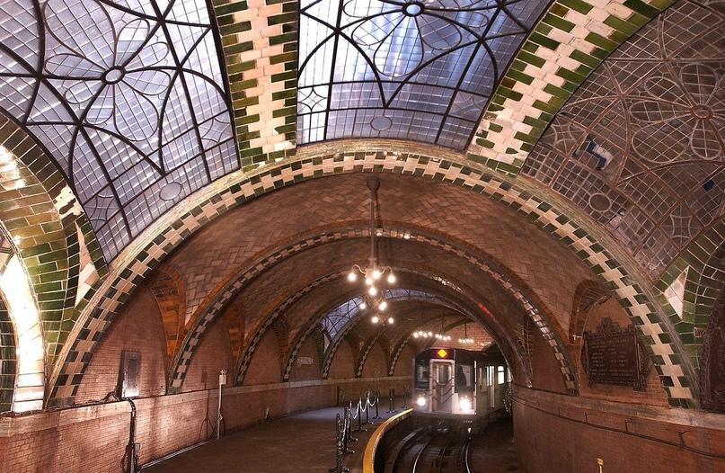 САМОЕ КРАСИВОЕ МЕТРО В МИРЕ: Метрополитен в Нью-Йорке