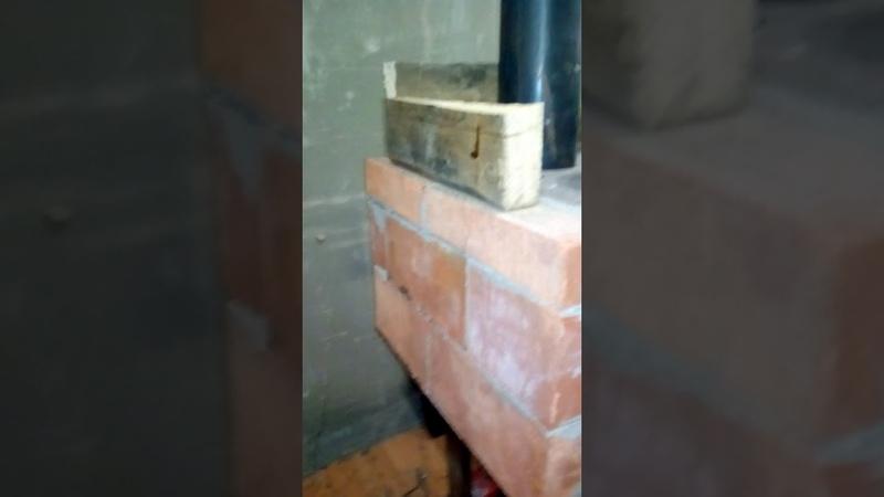 Печка ,,Золушка,, от Термофор ф строительной бытовке