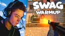 Lazarus swag 🇺🇸 CSGO Warmup (FFA DM) 5 July 2019