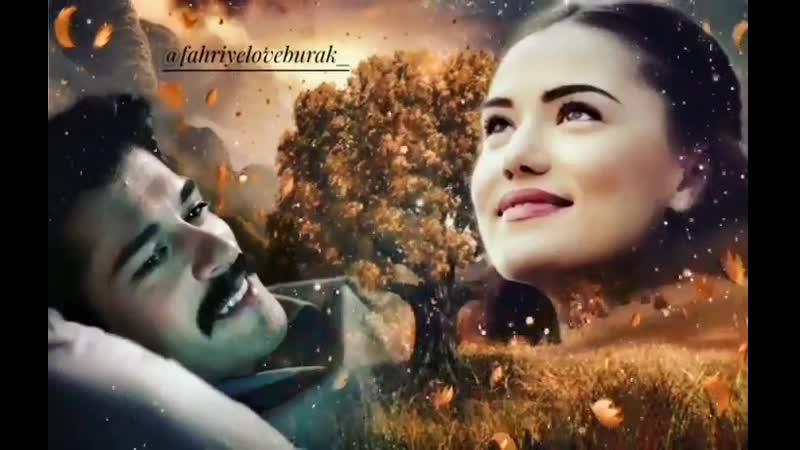 Sen aklıma gelince herşey gülümserdi.Ağaçlar şarkı söyler, rüzgar tatlı eserdi.S. Ali - . . . - FahriyeEvcen BurakOzcivit - fahr