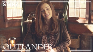 Outlander | Happy Thanksgiving! | STARZ