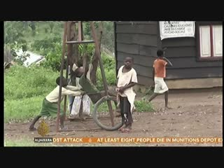 Sep 2018. Ebola Fears cause Schools Closing in Dem Rep of Congo