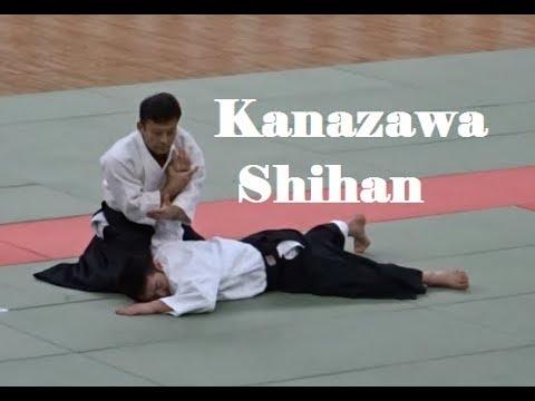 Takeshi Kanazawa Shihan Jiyu Waza 2019