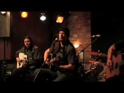 Poisonblack - A Dead Heavy Day - Live At Gloria 2008 (acoustic).avi