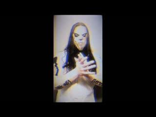 Премьера. slipknot - birth of the cruel (vertical video)