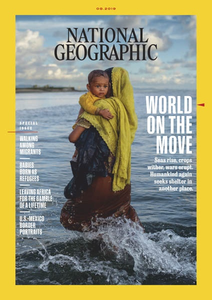 National Geographic Interactive 08.2019