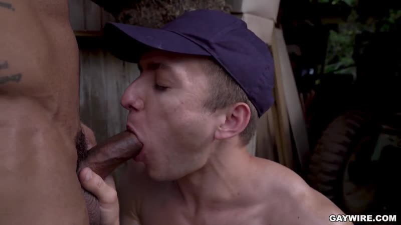 GayWire — You Are My Farm Fuck Boy Now! — Bar Addison & Draven Navarro