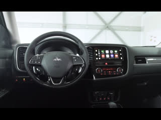 7-местный Mitsubishi Outlander - Интерьер