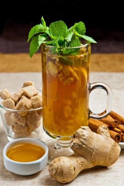3 рецепта имбирного чая, изображение №4